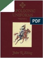 Napoleonic Uniforms Vol.i