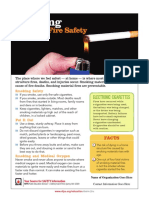 Smoking Safety