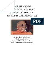 Self Control.in.Spiritual.practice Imerson