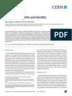 chronic ondometritis and infertility
