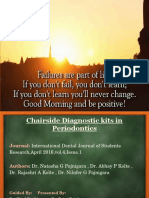 Chairside Diagnostic Kit - Dr. Priya