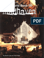 Rifts - World Book 29 - Madhaven