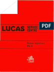 Lucas Service Training Centre - Red_Book 2
