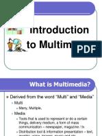 Prelim Intro to Multimedia Chap 1