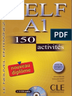 Richard Lescure - DeLF A1 - 150 Activités
