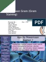Kelompok 4 Pewarnaan Gram (Gram Staining)