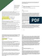Property Digests I V