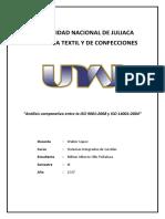 ISO 9000(2008) VS ISO 14000(2008).docx