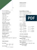 Formula Compilation