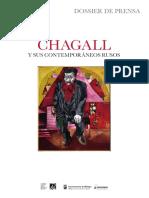 Chagall y Sus Conteporaneos Rusos