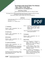 Petunjuk Penulisan Jurnal POTENSI_2015