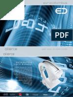 Alien 2020 Brochure