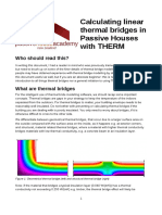 THERM Thermal Bridge Calcs_PH Guide