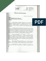 Dictamen de Auditoría 2012