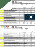 Resumen y Observaciones Planilla 4 CENAIM