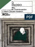 Bourdieu - El oficio del sociologo.pdf
