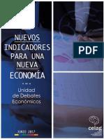 Documento Nuevos Indicadores Económicos Para Una Nueva Economía.