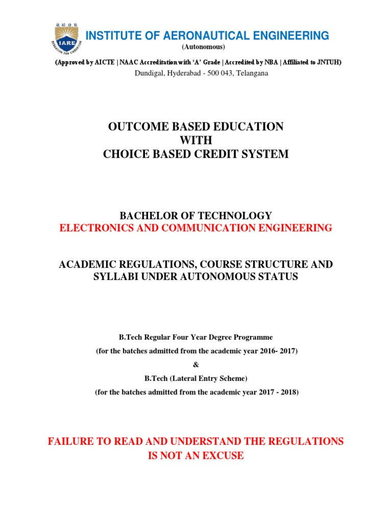 Ece autonomous regulations and syllubus6 course credit academic ece autonomous regulations and syllubus6 course credit academic term fandeluxe Choice Image