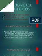 LAS JUNTAS EN LA CONSTRUCCIÓN.pptx