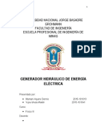 GENERADOR HIDRAULICO