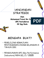 Slide Bengkel Perancagan Strategik 2017