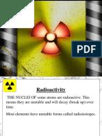 Radioactivity Revision