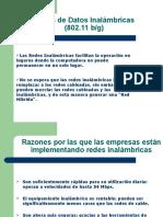 Redes Inálambricas