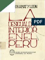 Amat León Carlos - Desigualdad Interior