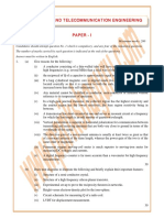 IES - Electronics Conventional Papers - I & II 1980 - 2007