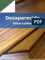 Litha Cullen Desaparecido