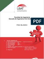 Piso Blando Informe