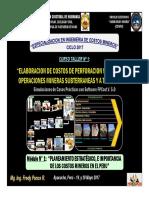 M_dulo 1 - Planeamiento Estrat_gico Miner_a, Costos Mineros en Per_ e Importancia (19-May-17)