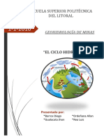 proyecto geohidrologia 2016