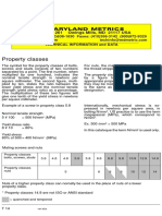 Property Classes of Crews and Nuts