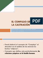 Complejo de Edipo y Castración