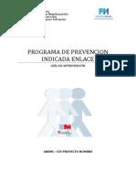 18085 Programa de Prevenci_n Indicada ENLACE - Gu_a de Intervenci_n