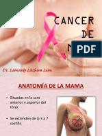 Cancer de Mama. Pptx