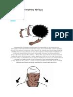 Gestos Yoruba