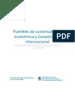Financiamiento y Cooperacion