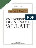 023-Invoking-The-Divine-Name-Allah.pdf