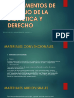 la didáctica y el derecho