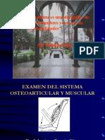 Semiologia Sistema Osteomioarticular 2013
