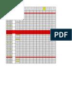 Distribución de Clases EPF