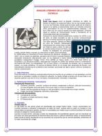 Analisis Literario de La Obra Cuchillo 2