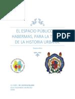 Las concepciones del espacio de Habermars y Lefebvre.docx