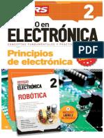 Técnico en Electrónica. 2 Principios de Electrónica - Revista Users