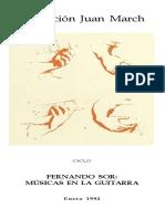 208581568 Vida Fernando Sor PDF