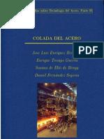 Monografia Colada y solidificación del acero