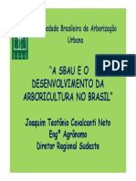 3. Sociedade Brasileira e Arborização Urbana_ Joaquim Cavalcanti