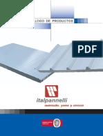 Catalogo ItalPannelli Gral 2016 Prfv